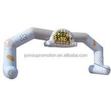 giant inflatable entrance arch with logo, custom logo inflatable arch AR-10