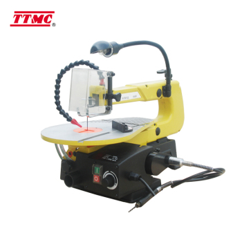 SS-16EC TTMC wood cutting scroll saw