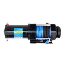 Chinese manufacture factory price ATV winch X 3500lb