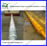 frictional kelly bar foundation drilling rock drilling machines