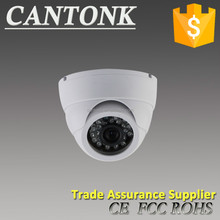 Most Popular Plastic AHD Indoor Dome Indoor CCTV Camera