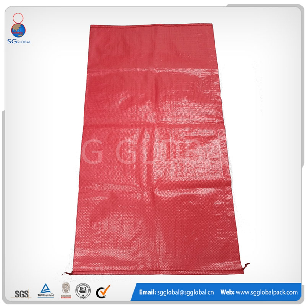China kraft empty paper sack cement packing bag