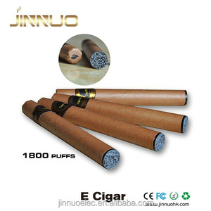 Huge vapor e cigar with long last for 1800 puffs healthy quit smoking disposable cigar with soft tip