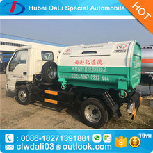 2016 hot sale hook lift roll arm garbage truck