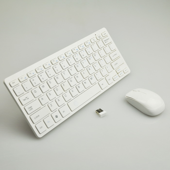 Gracious wireless mouse and keyboard combo for pc