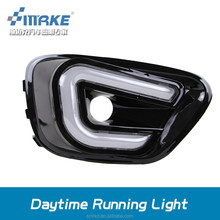 Car Specific LED Lights For Jeep Compass led drl car led tuning light led fog light