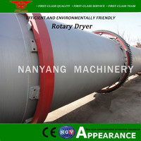 High efficiency sludge rotary dryer with competitive price / rotary dryer price / rotary dryer machine