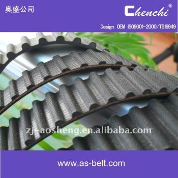 Auto transmission parts/timing belt/auto rubber belt OEM MD102248 for Car