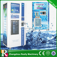 Coin Operated Drinking Water Vending Machine for sale