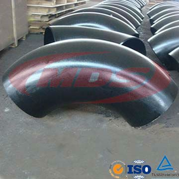 Seamless carbon steel pipe fittings A234 WPB