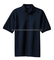 Mens Deep Color Cotton Polo shirt