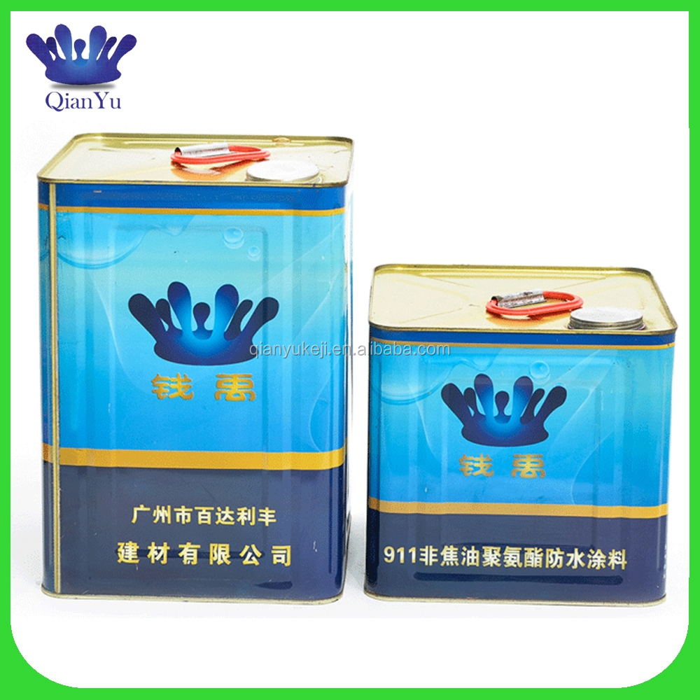 Hot China factory high strength polyurethane roof waterproof coating