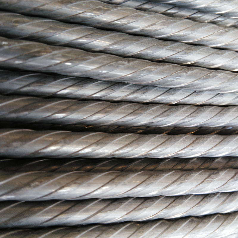 High quality lianyungang swrh 82b prestressed concrete pc strand wire