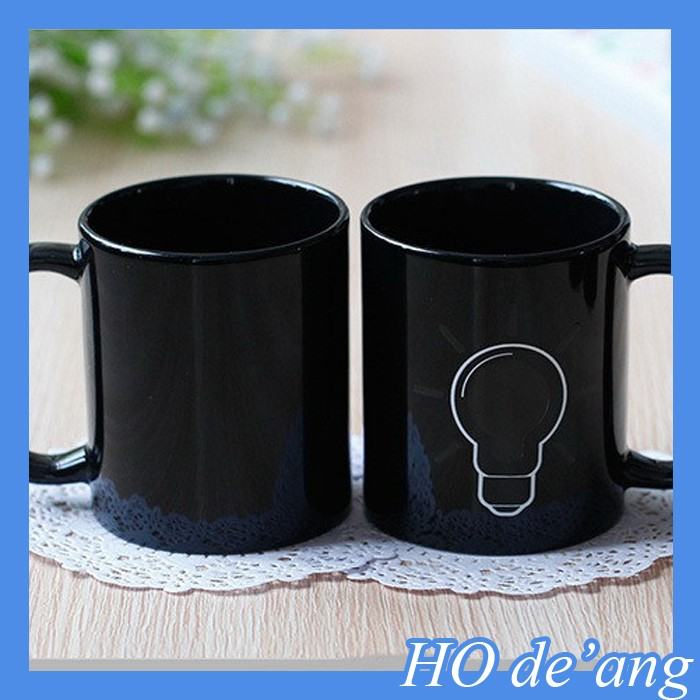 HOGIFT 2016 New creative gifts hot water color changing mug