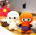 make custom 6 inch plastic toy for desk decor/customized pop movie character munny action figurine