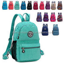 hot-sale school backpack and lunch picnic backpack for kids