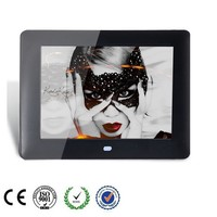 7 Inch LCD Black Digital Picture Frame(VD0706B)