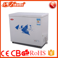 Hot-Selling cheapest prices refrigerator /fruit and vegetables commercial display freezer BD-348