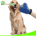 Pet Prime Dog & Cat Grooming Glove Brush, Deshedding & Massaging Tool For Long & Short Hair Pets