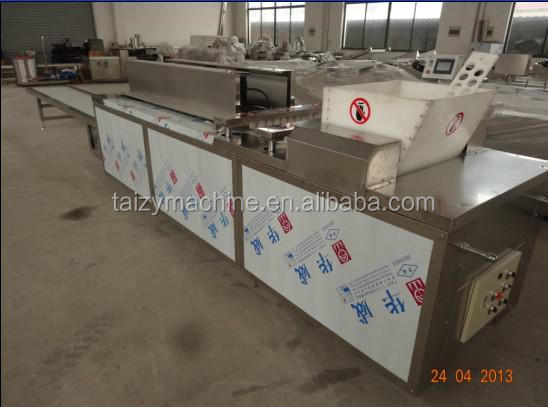 Small Scale Puffed Rice Bar Production Machine