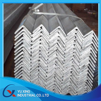 2016 Hot Dip Galvanized Steel Angle Price / Steel Angle Bar / Double Angle Steel