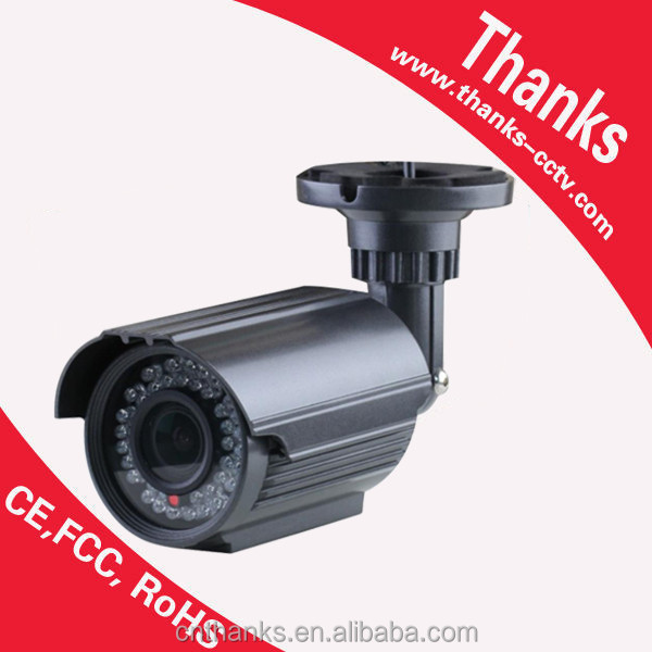 outdoor bullet ip66 hd 700TVL infrared camera, Electronics security equipment