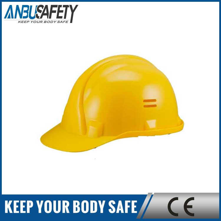 2017 New Style ABS Material workshop cheap safety helmet and caps with great price