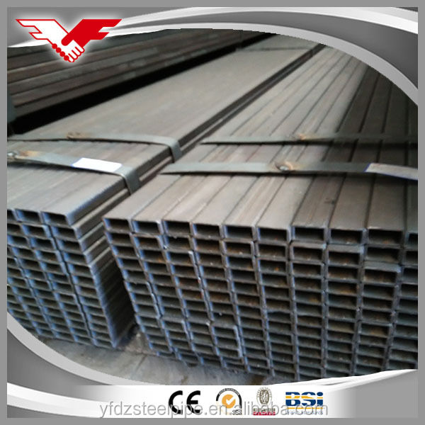 hollow rectangular steel tube for structure from Youfa factory
