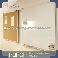 wall hang slide white board for classrooms and office