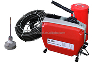 Snake Sewer Pipe Drain Cleaning Machine
