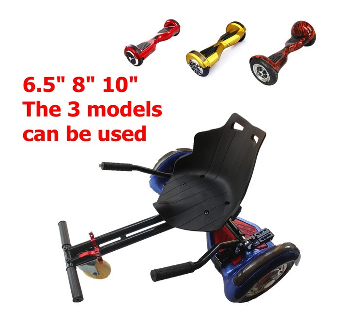 New premium products outdoor sporting hoverkart for 2 wheel electric hoverboard scooter go kart for kids and Adults