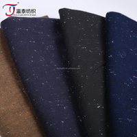 Factory direct wholesale in 2016 autumn and winter cotton fleece fabric colorful yarn dyed fabric cloth net