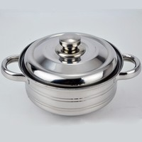 Cheap 8 pcs Stainless Steel Casseroles Set /Cookware Set /Soup pot set
