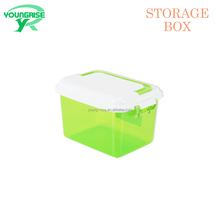 6.5L MINI portable take away box with lid for lego and home medicine use