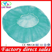 Medical/Clip/Bouffant/Mob/Strip/PP/Surgical/Doctor/Non woven nurse cap for medical food industrial use