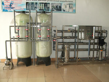 Sea Water Desalination Reverse Osmosis Equipment System Plant