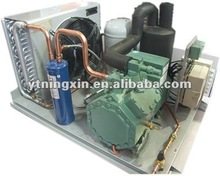 Bitzer air cooled compressor condensing unit