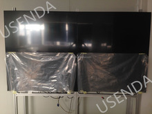 46 inch 5.3mm 4k high quality ultra full HD ultra narrow bezel Did lcd TV/video wall with Samsung panel