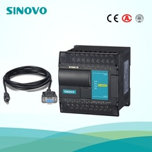 low cost and high speed I/O analog control industrial automation PLC