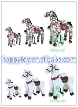 HI CE walking animal ride on toy,mechanical ride on horse,ride on horse hot for sale