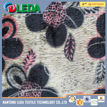 High quality warmth knitting material fabrics patterns