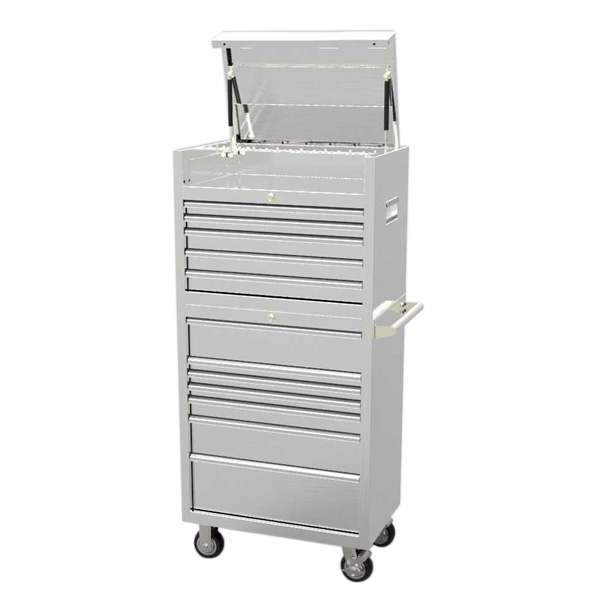LC3012SS Top quality 30 Inches cheap wholesale stainless steel service Tool trolley cart