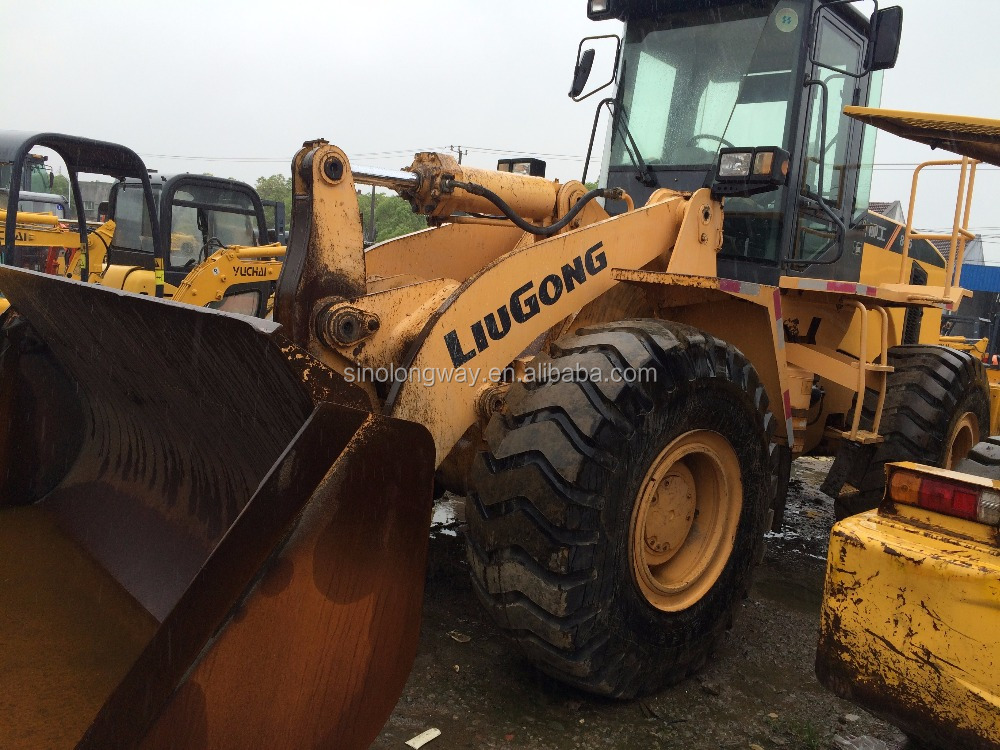Second hand/ used Liugong 856 wheel loaders for sale/Hot sale in Vietnam