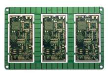 cem-3 94v0 development 1.2mm double sided pcb circuit board