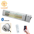 New Electric Outdoor Freestanding Infrared Patio Radiant Heater