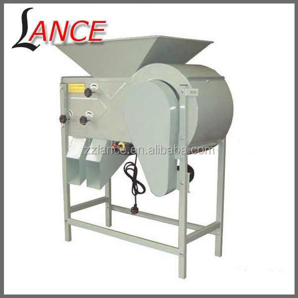 electric rice/wheat/beans/grain/corn cleaning machine for sale