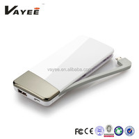 Solar Battery Panel Mobile Phone Travel Power Bank External Battery Charger for all kinds of smart phones