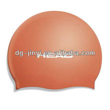 Silicone National Swimming Cap