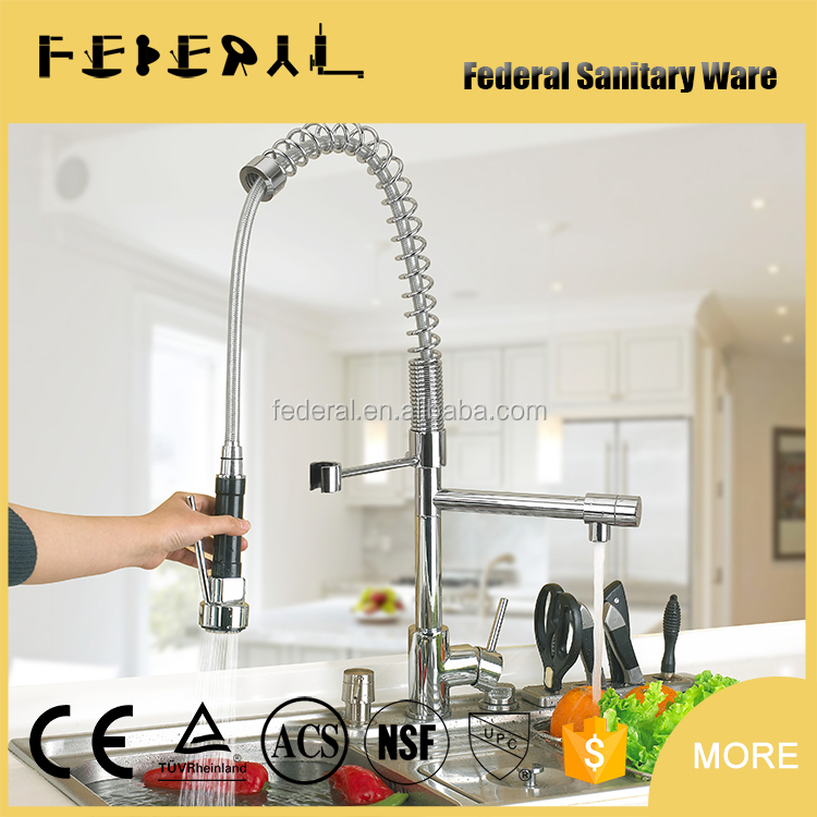 hot selling retractable kitchen faucet,three way kitchen faucet tap
