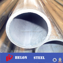 structure building material ! galvanised round steel pipe gi pipe price list of pipe